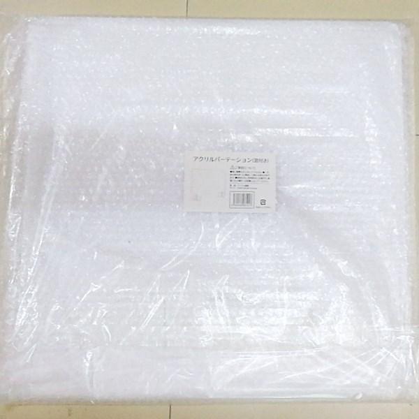 アクリルパーテーション 窓付き アクリルパネル 透明パネル 飛沫感染対策 送料無料|rovel|04