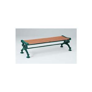 アンティークベンチ背なし・185cm (業務用) | チェアー 家具 ガーデンファニチャー 快適 椅子 縁側 庭 屋外用チェア ガーデンチェア