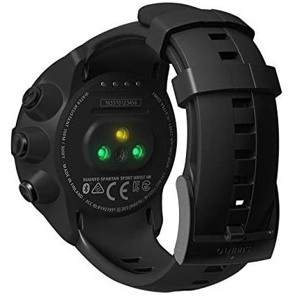 SUUNTO(スント) SPARTAN SPORT リストハートレート 光学式心拍計測 GPS 速度· 距離計測 カラータッチパネル SS0