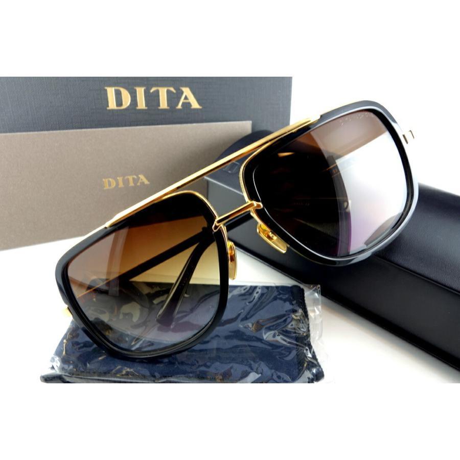 ポイント10倍 DITA/ディータMACH-ONE2030-B-59 サングラス-正規品-ローランド(ROLAND)さんご愛用モデル 送料無料