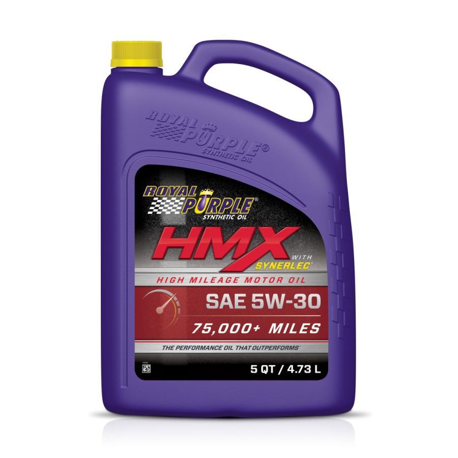 【正規輸入】ロイヤルパープルオイル royal purple HMX 5W-30 5qt|royalpurple