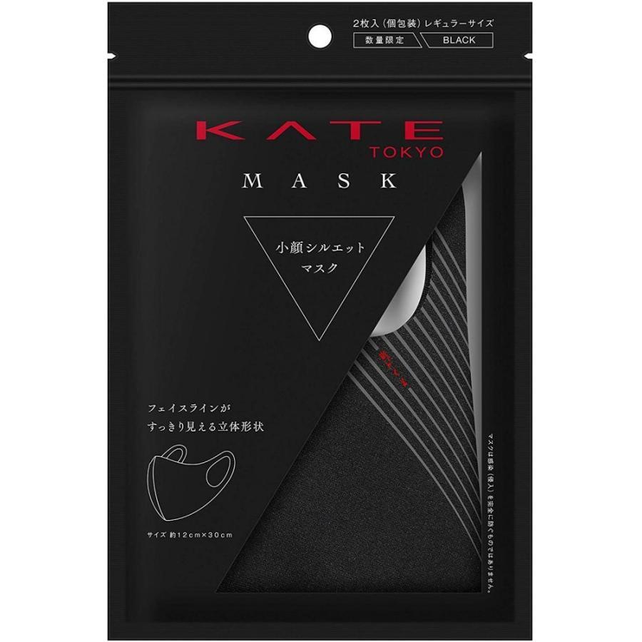 KATE マスク ケイト 小顔シルエット マスク 1袋 2枚入り|rpm-shop|02