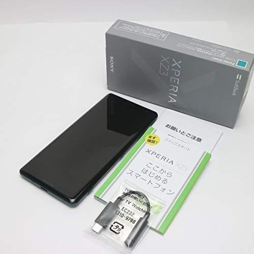 SONY Xperia XZ3 801SO グリーン SoftBank