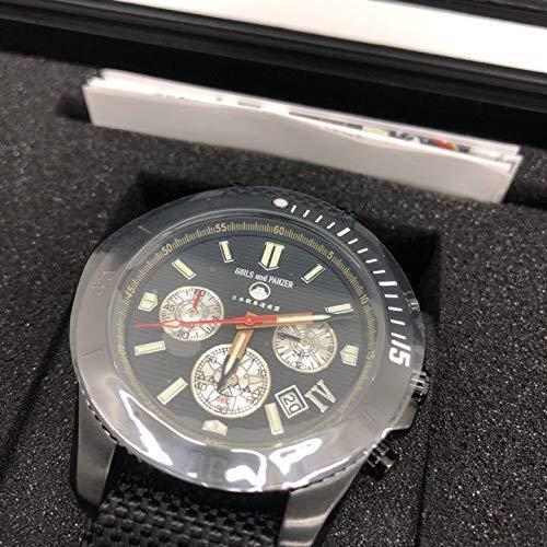 ガールズ&パンツァー腕時計