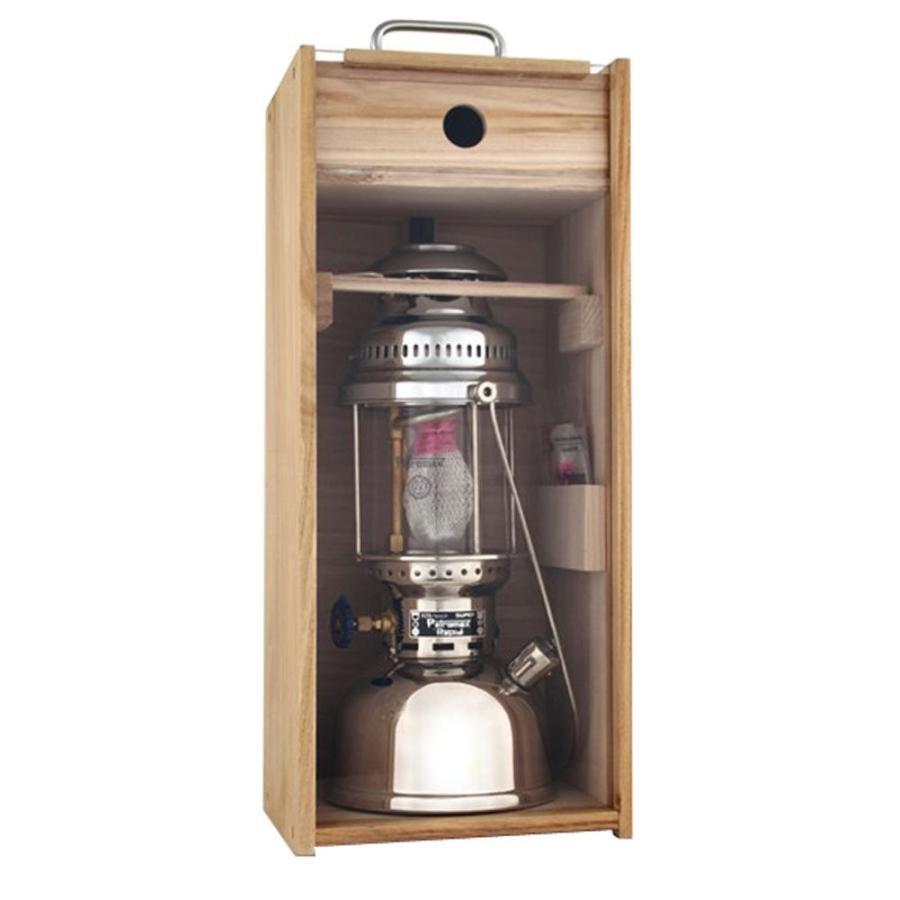 PETROMAX(ペトロマックス) 灯油ランタン 木製ケース HK500用 日本正規品 12372