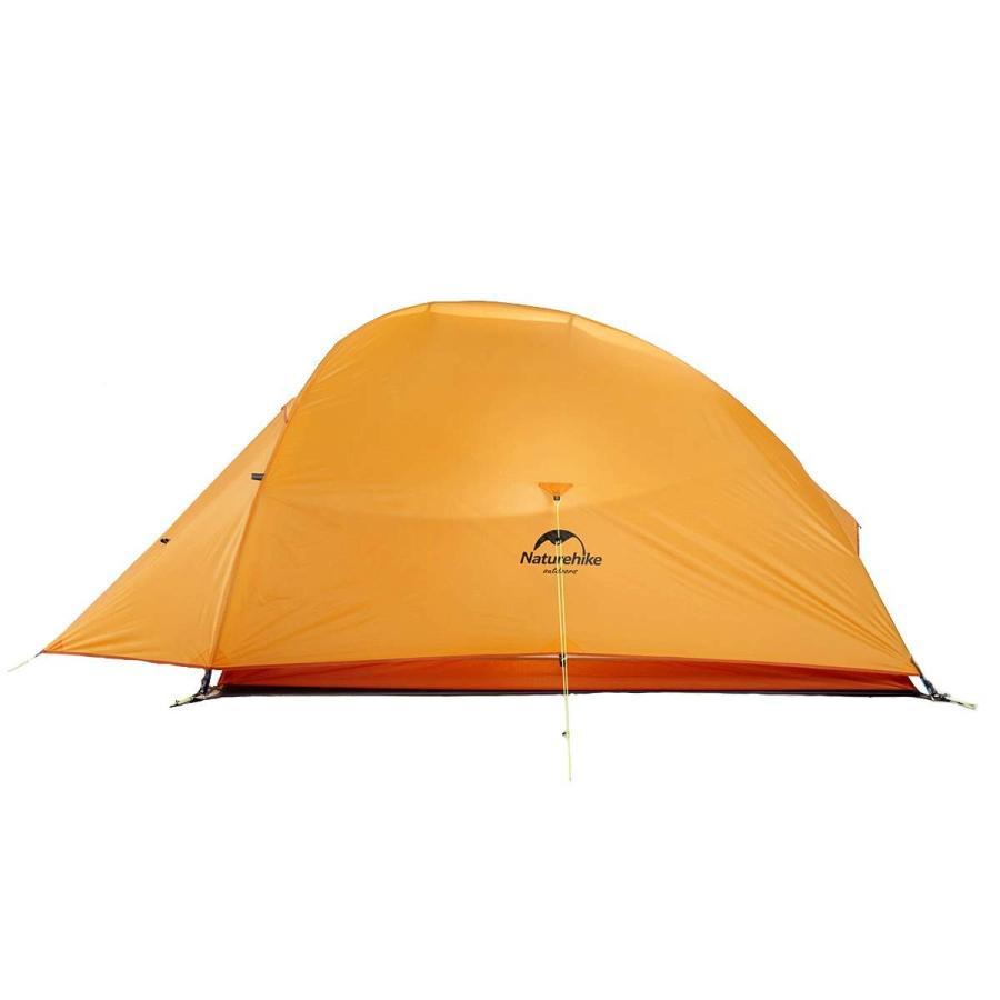 Naturehike公式ショップ テント 2人用 アウトドア 二重層 超軽量 4シーズン 防風防水 PU4000 キャンピング プロフェッシ