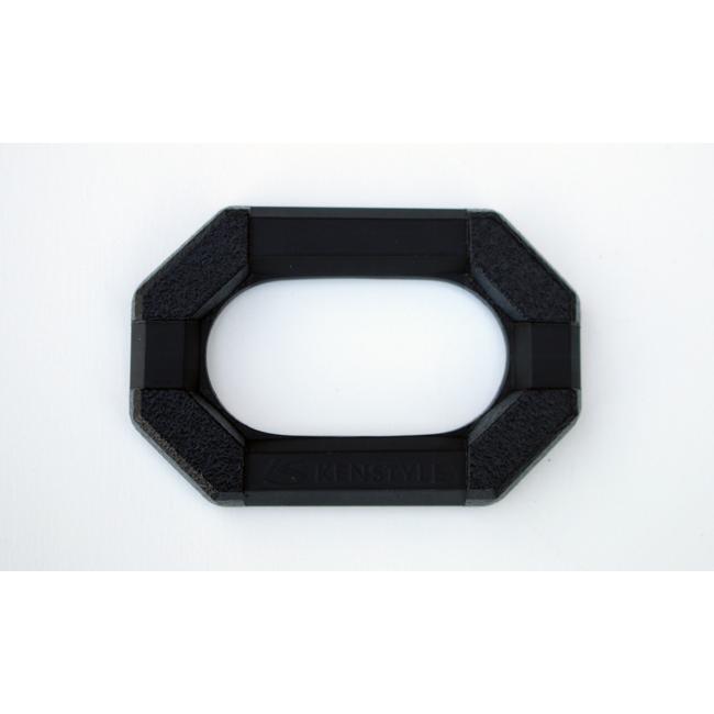 ケンスタイル サイドウインカーガーニッシュ スズキ ジムニーシエラ JB74W ≪ 左右2個1セット 材質:ポリウレタン樹脂 艶消しブラック塗装仕上げ仕様 ≫|rs-online|06