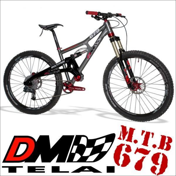 (DMTELAI) MTB679 スーパーエンデューロ マウンテンバイク 自転車 ディーエムテライ