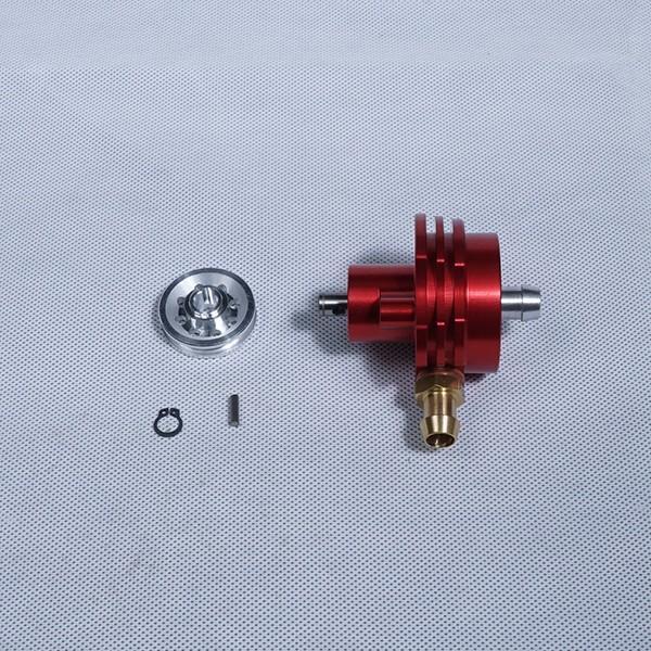 CS RACING ファクトリー用ウォーターポンプ D35 レッド Factory Water Pump D35 赤
