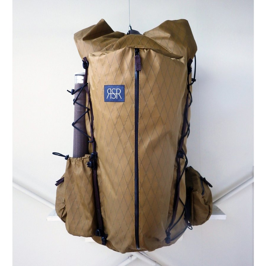 RSR Backpack CZ35セット ブラウン rsr-store