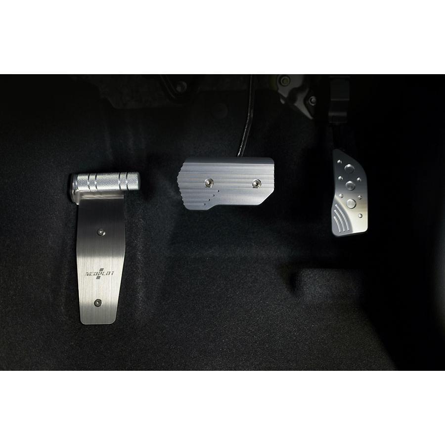 ペダル ネオプロト フットレストバー NEO スズキ SUZUKI ジムニー (JB64W) ジムニーシエラ (JB74W) AT車 NP79270|rubbermark|04