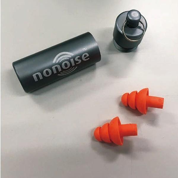 耳栓 ノーノイズ オートバイ用 ライダーの為の耳栓 モータースポーツ NN004|rubbermark|04