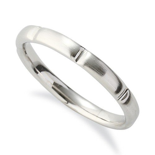 ファッションの 指輪 指輪 18金 ホワイトゴールド シンプルモダンなデザインリング 18金 幅2.6mm 幅2.6mm, 家具団地:d938d577 --- airmodconsu.dominiotemporario.com