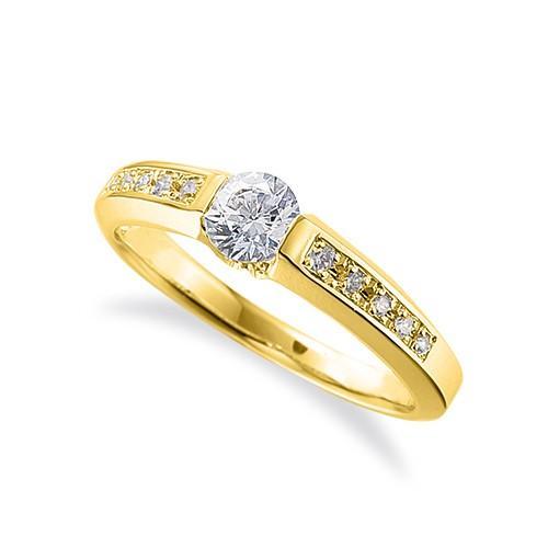 【ふるさと割】 指輪 18金 18金 イエローゴールド 指輪 天然石 サイド一文字リング 主石の直径約5.2mm 主石の直径約5.2mm, アクア:3a7fe361 --- airmodconsu.dominiotemporario.com