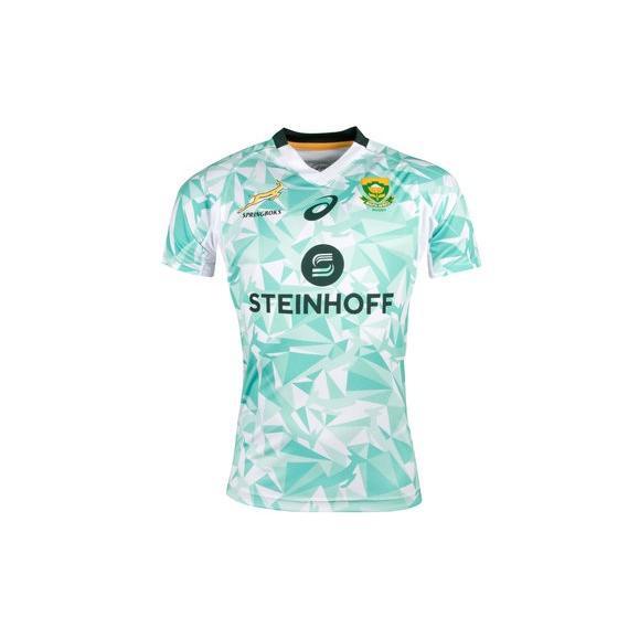 ラグビー スプリングボクス 南アフリカ代表 7's オルタネイト アウェイ ジャージ 公式 メンズ レディース ユニセックス