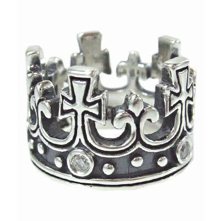 当店の記念日 ロイヤルオーダー リング ROYAL ORDER 正規 ラージ クラウン リング ダイアモンド 指輪, ペットのセレクトショップるりあん 48d24b68