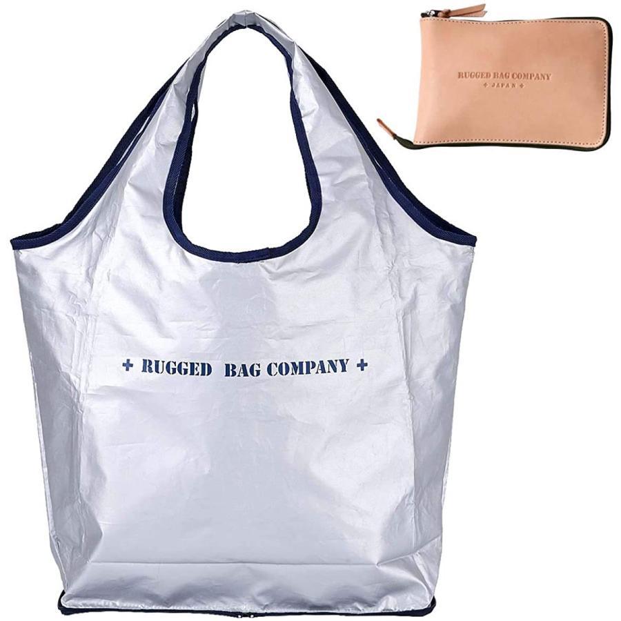 トートバッグ ジャックインザバッグ ナチュラルレザー / ポリエステル 本革 日本製 メンズ レディース | RUGGED BAG COMPANY|ruggedbag
