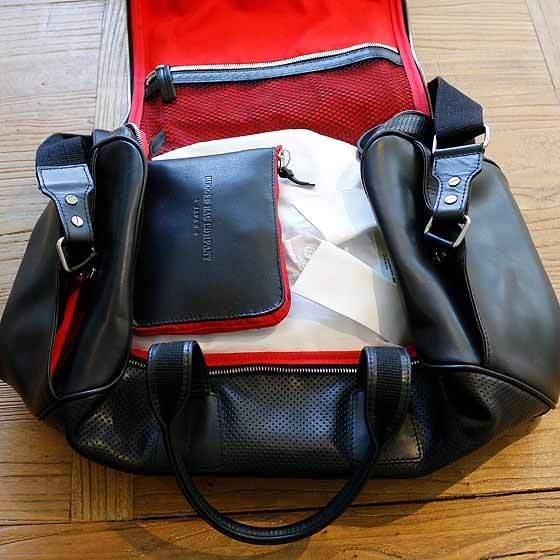 トートバッグ ジャックインザバッグ ナチュラルレザー / ポリエステル 本革 日本製 メンズ レディース | RUGGED BAG COMPANY|ruggedbag|16