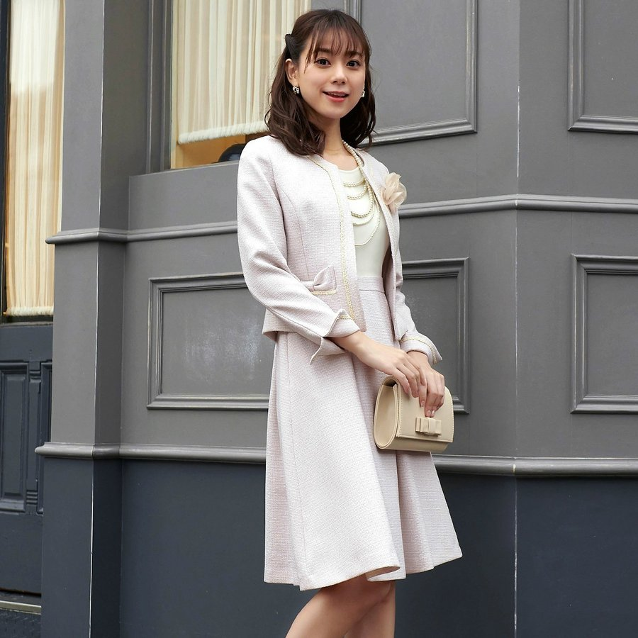 スーツ 入園 式 入学式のママスーツは? 30代・40代の人気ブランドと選び方|Milly