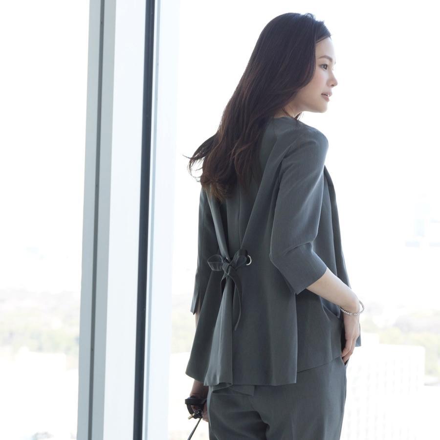 トップス レディース オフィスカジュアル 洗える ストレッチ ブラウス 通勤 OL 50代 40代 30代 ミセス 女性 服装 上品 ビジネス キャリア フォーマル ママスーツ|ruirue-boutique|11