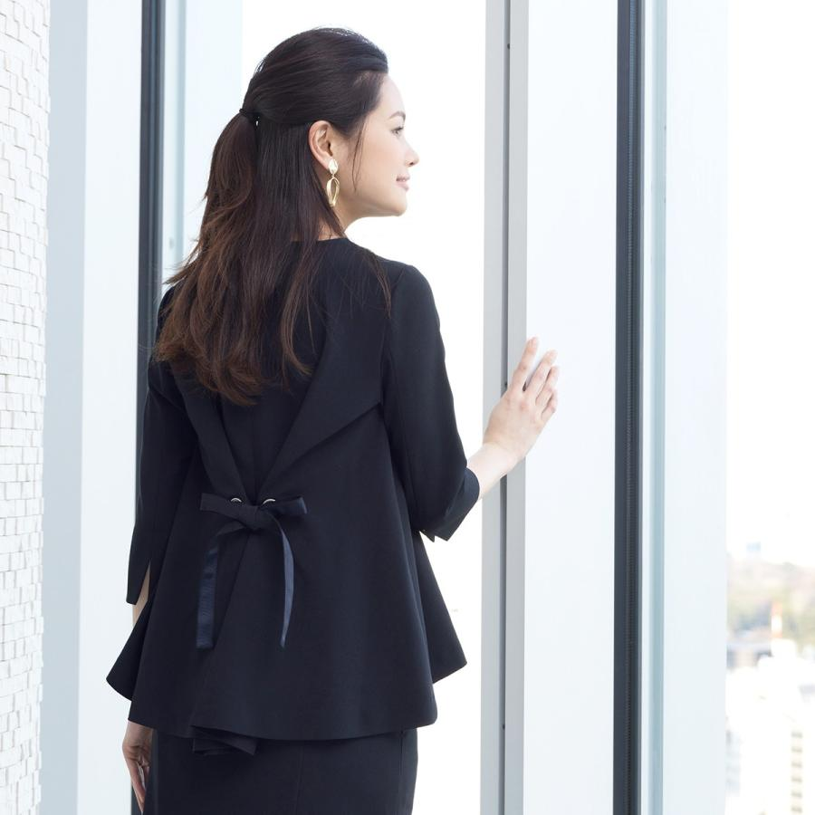 トップス レディース オフィスカジュアル 洗える ストレッチ ブラウス 通勤 OL 50代 40代 30代 ミセス 女性 服装 上品 ビジネス キャリア フォーマル ママスーツ|ruirue-boutique|07