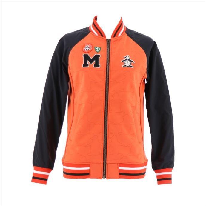 《送料無料》Munsingwear (マンシングウェア) レディス ペンギンキルトカットソー オレンジ MGWMJL53 1908 ゴルフ カットソー