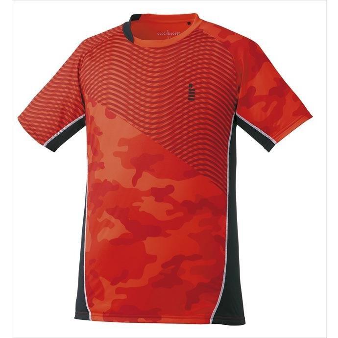 GOSEN (ゴーセン) ゲームシャツ T1724 27 1712 メンズ 紳士 男性