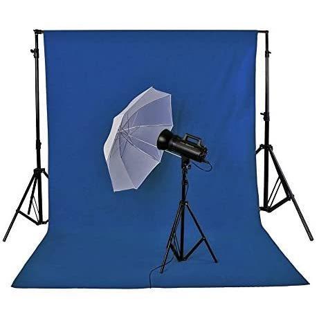 NEEWER 3 x 3.6M/ 10 x12ft 写真撮影スタジオ背景布 並行輸入品 (青 3x3.6M)|ruriiro
