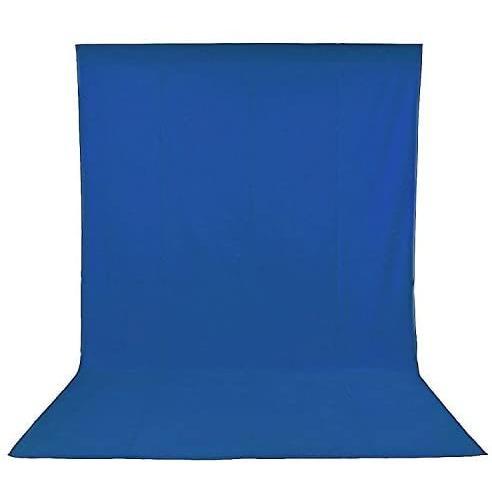 NEEWER 3 x 3.6M/ 10 x12ft 写真撮影スタジオ背景布 並行輸入品 (青 3x3.6M)|ruriiro|04