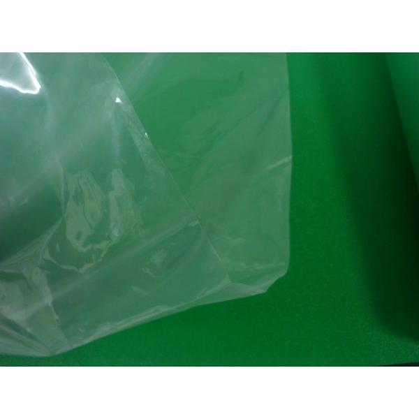 業務用 透明 ポリエチレン袋 ポリエチレン袋 ポリエチレン袋 厚み0.08mm×幅500mm×深さ800mm×200枚 ヨーポリ袋 大洋社 e6c