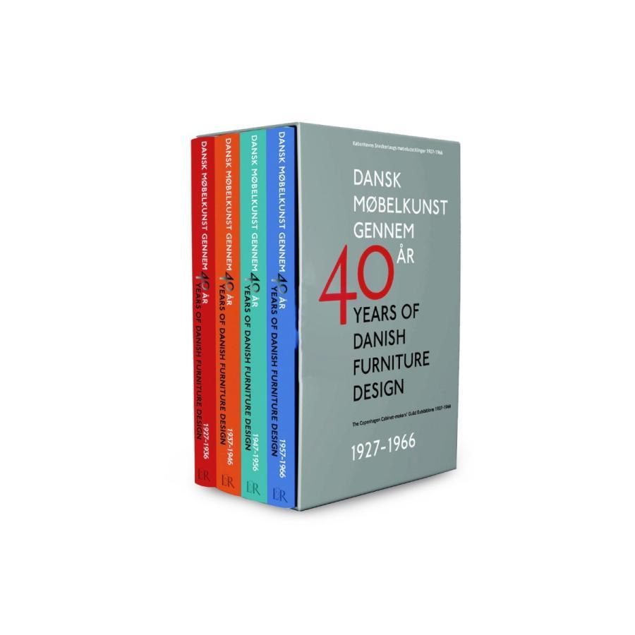 · 洋書 Dansk Mobelkunst gennem 40 aar - 1927-1966 デンマークデザイン作品集