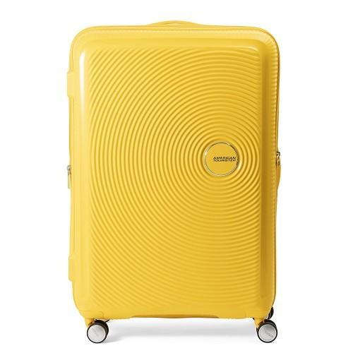 スーツケース レンタル 送料無料 TSAロック≪5日間プラン≫サウンドボックス スピナー SOUNDBOX 32G-003 (10泊以上タイプ:LLサイズ:77cm/97-110L)|ry-rental|02