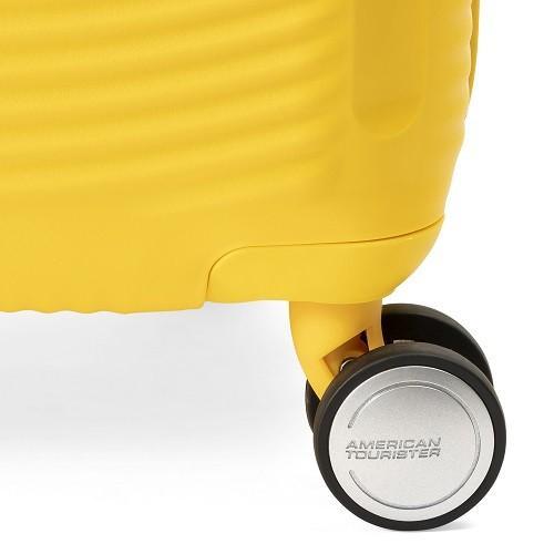 スーツケース レンタル 送料無料 TSAロック≪5日間プラン≫サウンドボックス スピナー SOUNDBOX 32G-001 (1〜3泊タイプ:Sサイズ:55cm/35-41L)|ry-rental|06