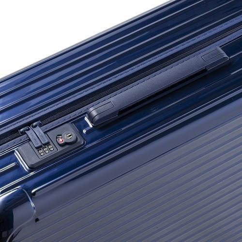 スーツケース レンタル 送料無料 TSAロック≪30日間プラン≫リモワ エッセンシャル RIMOWA Essential MULTIWHEEL 832636(3〜5泊タイプ:Mサイズ:67.5cm/60L) ry-rental 15