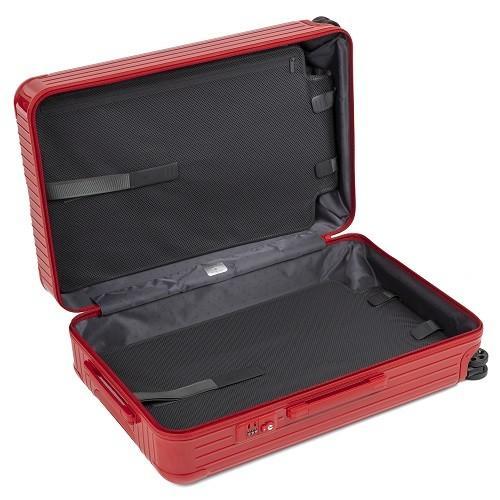 スーツケース レンタル 送料無料 TSAロック≪30日間プラン≫リモワ エッセンシャル RIMOWA Essential MULTIWHEEL 832636(3〜5泊タイプ:Mサイズ:67.5cm/60L) ry-rental 08