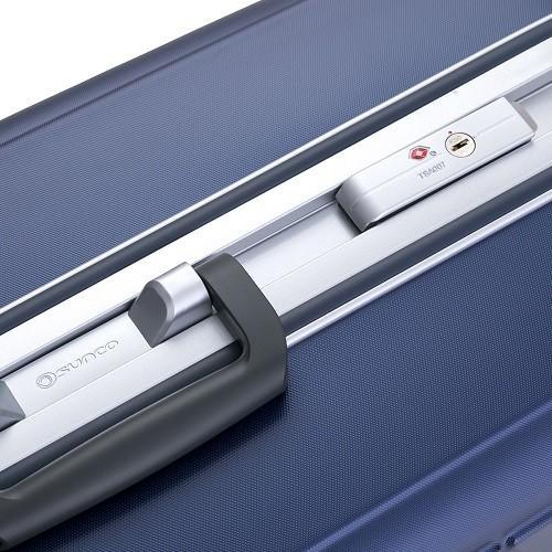 スーツケース レンタル 送料無料 TSAロック≪14日間プラン≫サンコー スーパーライトMGC SUNCO SUPER LIGHTS MGC MGC1-69 (10泊以上タイプ:LLサイズ:74cm/93L) ry-rental 10