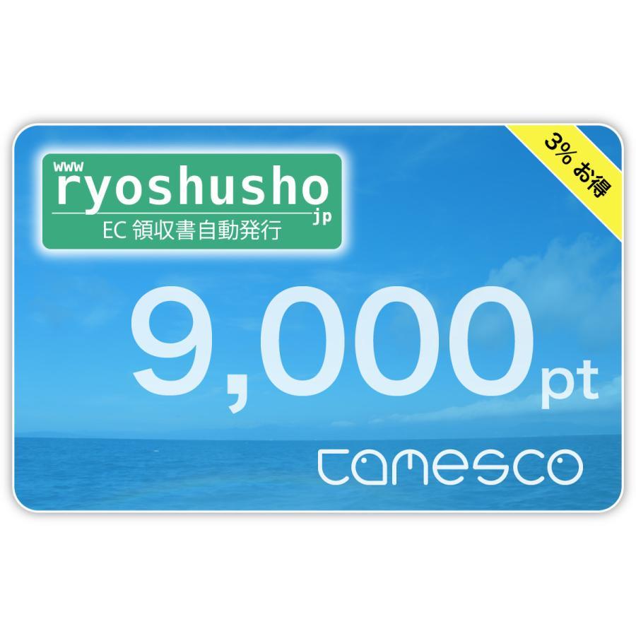 【ryoshusho.jp】ECモール出店者向け領収書自動発行サービス ポイントチャージ用 ライセンス 9000pt|ryoshusho