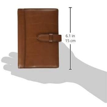 ノックブレイン システム手帳 ピアス ミニ ブラウン 12501030|rys-store|02