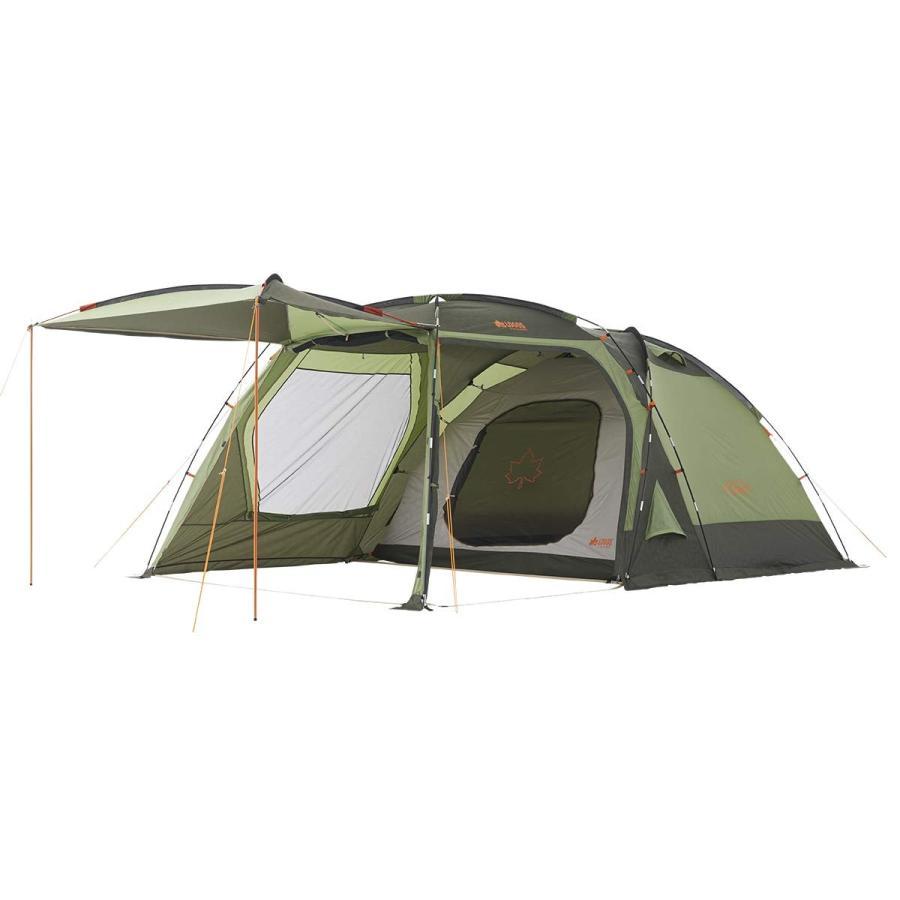 ロゴス(LOGOS) テント 4~5人用 neos PANELスクリーンドゥーブル XL 71805010 軽量 丈夫 簡単設置