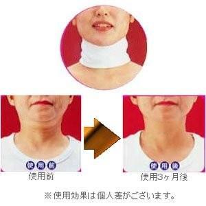 首のシワ 軽減で若く美しく、若さと美しさの ネックライン Dr.ネ ッ ク ル Mサイズ
