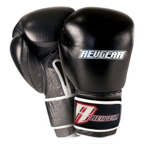 REVGEAR[レヴギアー] プラチナムレザー ボクシンググローブ (18oz)