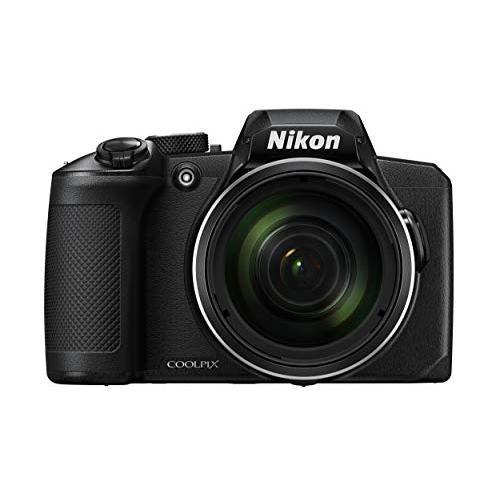 Nikon デジタルカメラ COOLPIX B600 BK 光学60倍 軽量 クールピクス ブラック B600BK