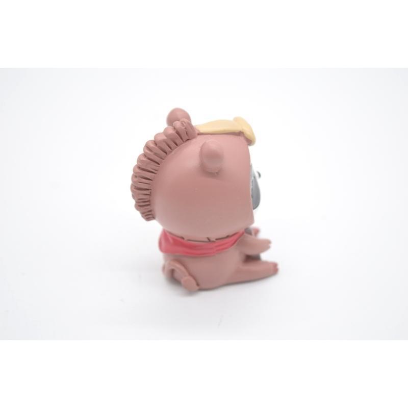 パンダ 馬の着ぐるみ 蹄鉄 マスコット人形 樹脂製置物 5.5cm|ryu|03
