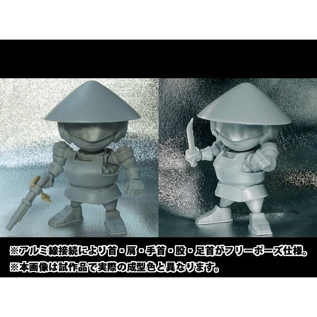 西田総務工房/豆ガルさん 「四式アシガル」 レジンキット ryuden 04