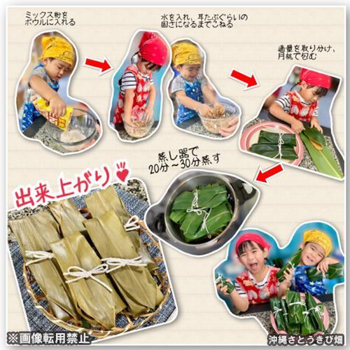 紅芋ムーチー(紅芋餅粉)500g|ryuuka|03