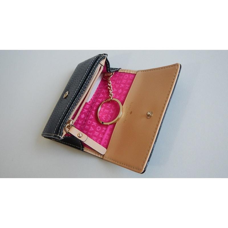 ケイトスペード ニューヨーク Kate Spade NEW YORK キーケース コインケース カードケース 黒 ブラック レザー レディース|s-doubleone|02