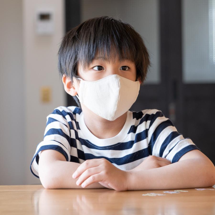 キャンバスマスク マスク 立体マスク 布マスク シルク混 キャンバス 日本製 国産 洗える おしゃれマスク 選べるサイズ 大人 子ども|s-factory-store|02