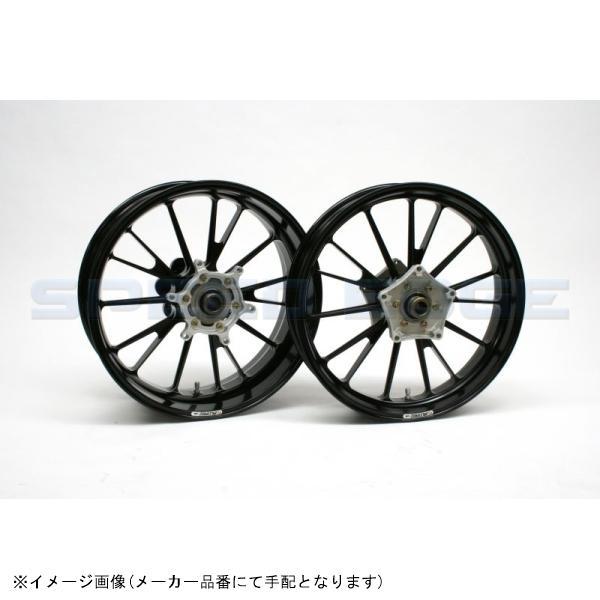 [28771021] GALE SPEED F 350-17 半ツヤ黒 [TYPE-S] ZRX1200 DAEG 09-16/Z1000 07-09