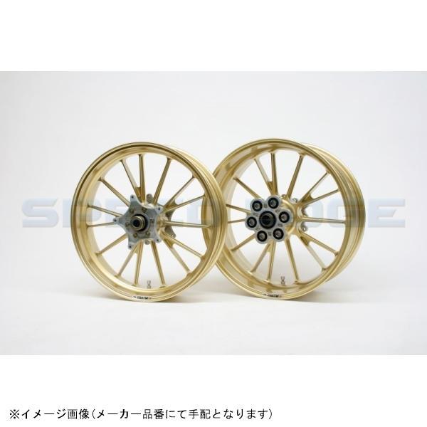 [28755133] GALE SPEED R 550-17 ゴールド [TYPE-S] GSR750 11-14 (ABS不可)