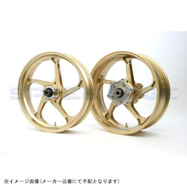 [28815020] GALE SPEED F 350-17 ゴールド [TYPE-GP1S] CBR600RR 07-13 (ABS可)